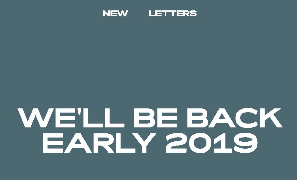 Back 2019